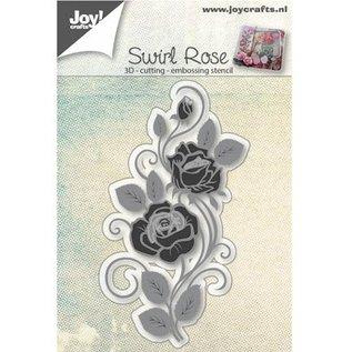 Joy!Crafts / Hobby Solutions Dies dies de coupe: Rose 3D