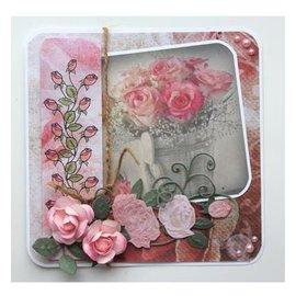 Joy!Crafts / Jeanine´s Art, Hobby Solutions Dies /  Skæring dies: 3D Rose