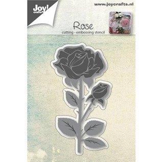Joy!Crafts / Hobby Solutions Dies Stanzschablonen: 3D Rose