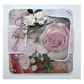 Joy!Crafts / Hobby Solutions Dies stampi di taglio: 3D Rosa