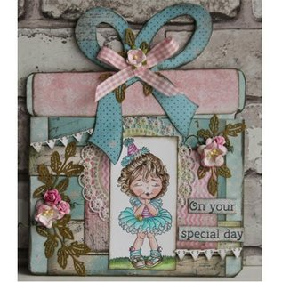 Joy!Crafts / Hobby Solutions Dies Stamping template: circle and corner