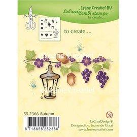 Leane Creatief - Lea'bilities Transparent Stempel: Autom