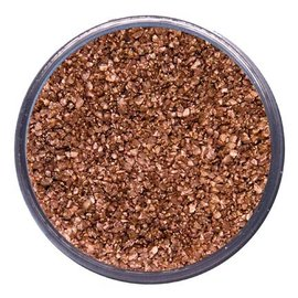 FARBE / STEMPELINK Embossingspulver, Cores metálicas, cobre