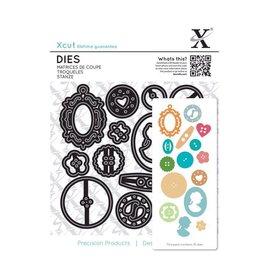 Docrafts / X-Cut Corte morre: Botão