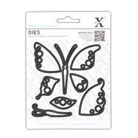 Docrafts / X-Cut Corte morre: Borboleta