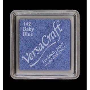 FARBE / STEMPELINK pad d'encre, 33 x 33 mm, Bleu bébé