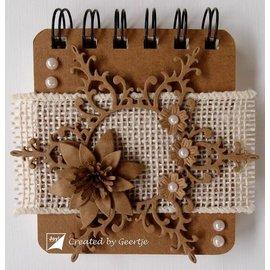 Joy!Crafts / Hobby Solutions Dies Ponsen sjabloon: 22 Miniblümchen
