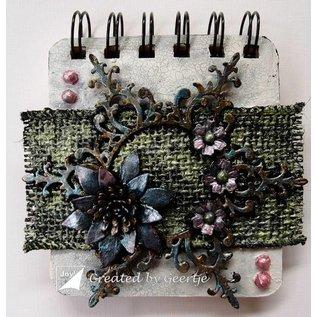 Joy!Crafts / Hobby Solutions Dies Modèle de poinçonnage: 22 Miniblümchen