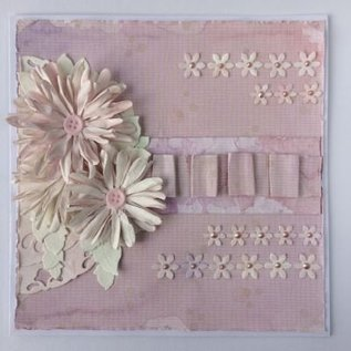 Joy!Crafts / Jeanine´s Art, Hobby Solutions Dies /  Stansning skabelon: 22 Miniblümchen