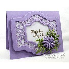 Stempel / Stamp: Transparent Deze Craft - Multi ponsen en embossingmal