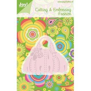 Joy!Crafts / Hobby Solutions Dies Stansning skabelon: håndtaske, kun 1 på lager