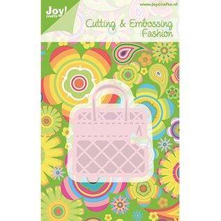 Joy!Crafts / Hobby Solutions Dies Stanzschablone: Handtasche, nur noch 1 vorrätig