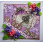 Joy!Crafts / Jeanine´s Art, Hobby Solutions Dies /  Stamping template: 4 sheets