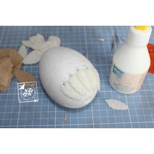 Joy!Crafts / Jeanine´s Art, Hobby Solutions Dies /  Stansning skabelon: 3 store blade, kun 1 på lager