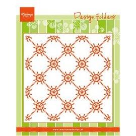 Marianne Design Präge Folder: Maritim