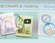 STAMP COMBINATIE MET TECHNOLOGIE VIDEO