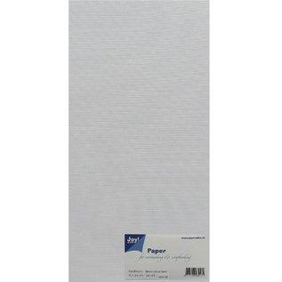 Papierset linned structure 15x30cm