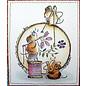 Penny Black Gummi Stempel: Stitch In Time