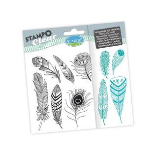 ALADINE Stamp SET
