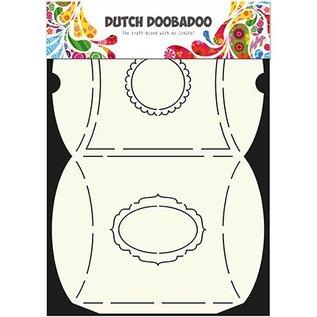 Dutch DooBaDoo Card Art Pillowbox