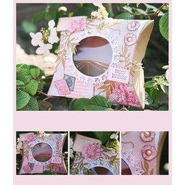 Dutch DooBaDoo Type kaart Pillowbox