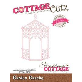 Cottage Cutz Perfurando modelo: Pergola vitoriana