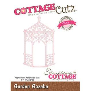 Cottage Cutz modèle POINTAGE: Pergola victorienne