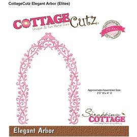 Cottage Cutz modello di punzonatura: Elegant Pergola
