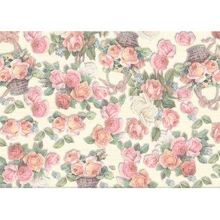 REDDY Neu: 9 Bogen Blumenpracht sortiert, Format A3