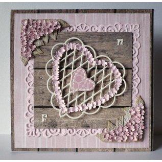Joy!Crafts / Hobby Solutions Dies Template Heart