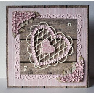 Joy!Crafts / Jeanine´s Art, Hobby Solutions Dies /  Template Heart