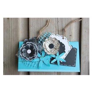 Joy!Crafts / Jeanine´s Art, Hobby Solutions Dies /  modèle de poinçonnage: grille de Mery de rond