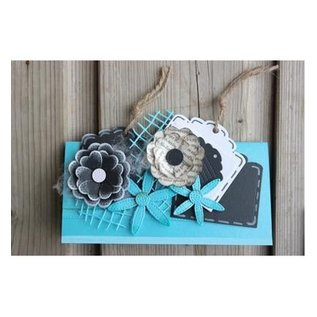 Joy!Crafts / Jeanine´s Art, Hobby Solutions Dies /  Stanzschablone: Mery's raster rond