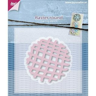 Joy!Crafts / Jeanine´s Art, Hobby Solutions Dies /  Stansning skabelon: Mery grid rond