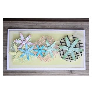 Joy!Crafts / Jeanine´s Art, Hobby Solutions Dies /  Stamping template: Mery's raster rond