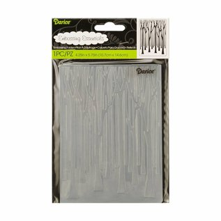 DARICE Embossing folders, trees