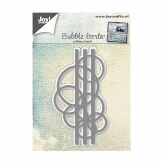 Joy!Crafts / Hobby Solutions Dies Stamping- and pre-template: bubbles border