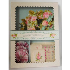 Stempel / Stamp: Transparent Pays Escype Decore Ornements / embellissements