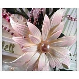 Docrafts / X-Cut Corte morre decorativo, lindos da flor