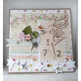 Marianne Design Troqueles de corte, Hada con las estrellas - de nuevo disponible!