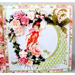 Marianne Design Stamping stencils, ivy