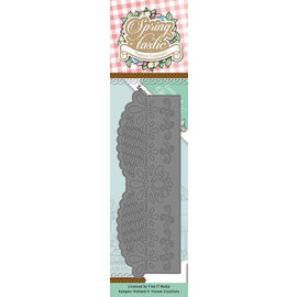 Yvonne Creations Stansning skabelon: Border