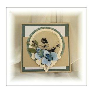 Marianne Design Stanzschablonen, Orchid