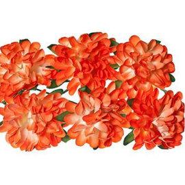 BLUMEN (MINI) UND ACCESOIRES romantique fleurs en papier