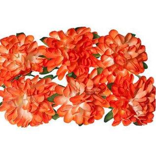 BLUMEN (MINI) UND ACCESOIRES Romantic paper flowers