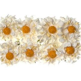 BLUMEN (MINI) UND ACCESOIRES romantiske papir blomster