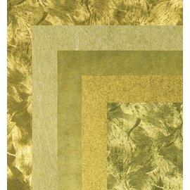 BASTELZUBEHÖR, WERKZEUG UND AUFBEWAHRUNG De papel, 15,0 x 15,0 cm, metálicos de ouro texturas