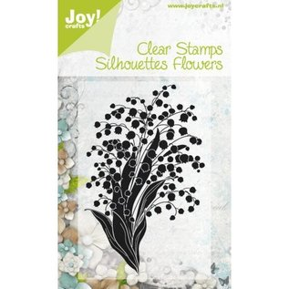 Joy!Crafts / Hobby Solutions Dies Clear Stamp, Transparent Stamp: Flowers