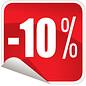 10% di sconto promozionale per iscrizione alla newsletter