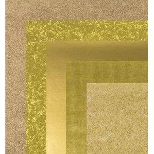 BASTELZUBEHÖR, WERKZEUG UND AUFBEWAHRUNG Papier, 15,0 x 15,0 cm, Kupfer Metallics textures